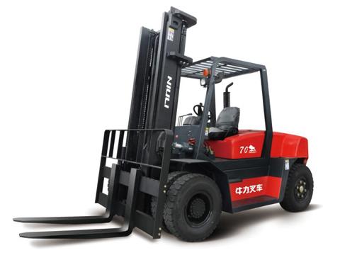 Xe nâng động cơ Diesel nhập khẩu chất lượng cao