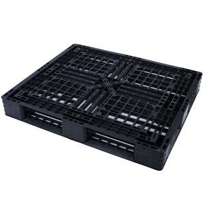 Pallet nhựa đen 1200x1000x150mm