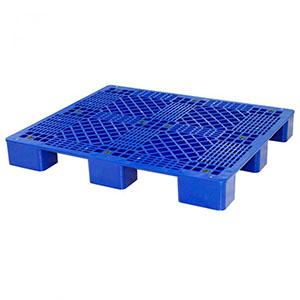 Pallet nhựa xanh 1100x1100x120mm