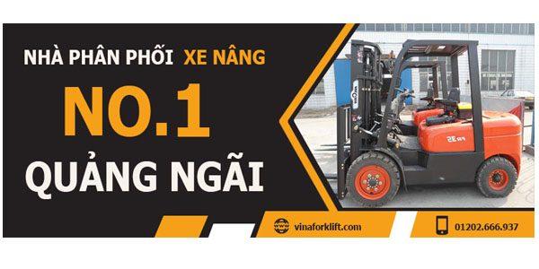Chuyên phân phối xe nâng tại Quảng Ngãi