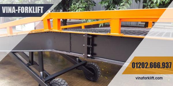 Cầu dẫn xe nâng bán tại Quy Nhơn, Đà Nẵng, Huế