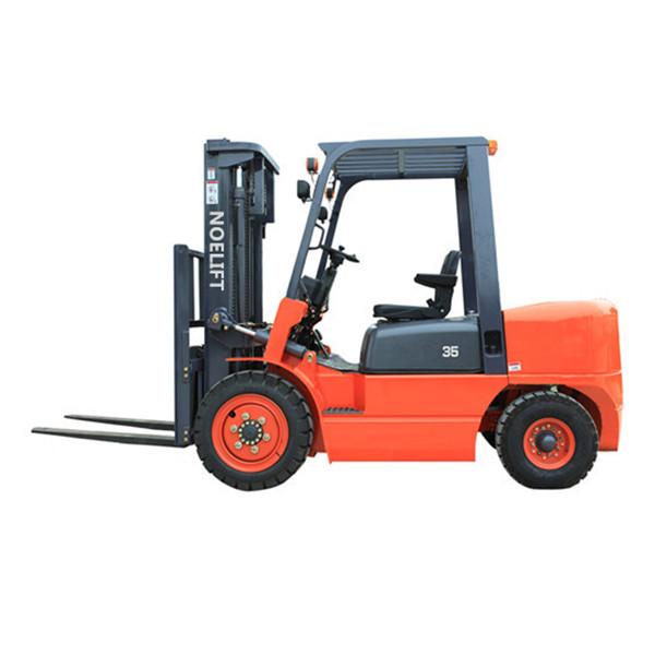 Xe forklift diesel 3 tấn, 3.5 tấn