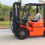 Xe forklift động cơ Diesel 3 tấn, 3.5 tấn chính hãng