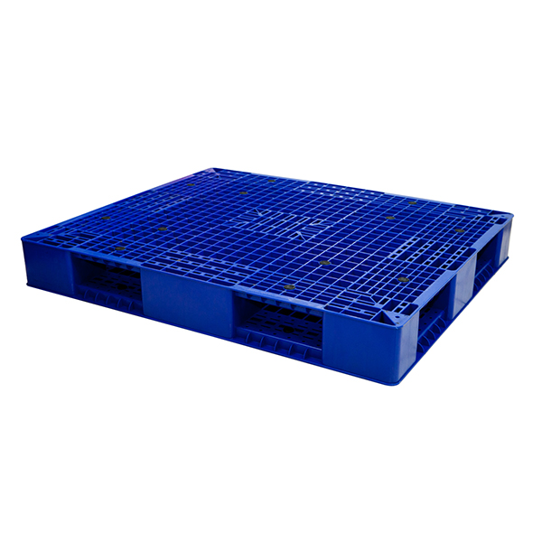 Pallet nhựa 2 mặt 1100x1100x120
