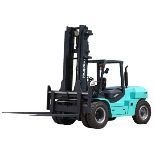 Xe nâng động cơ dầu 8-12 tấn Maximal
