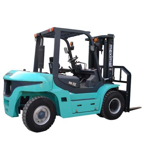 Xe forklift diesel nhập khẩu