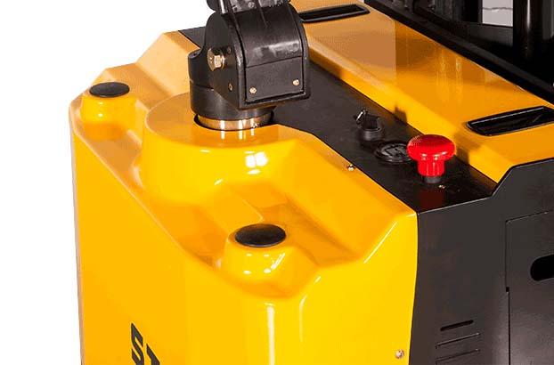 Xe nâng điện tự động PES15D nhập khẩu