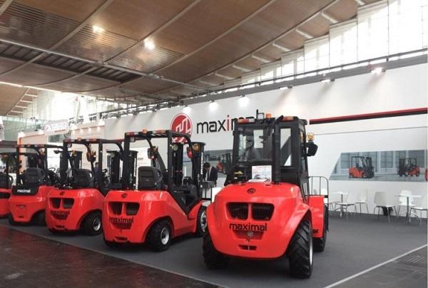 Xe nâng dầu của Maximal có chất lượng cao