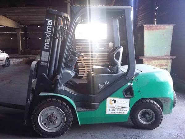 Xe nâng dầu 3 tấn Maximal A Series