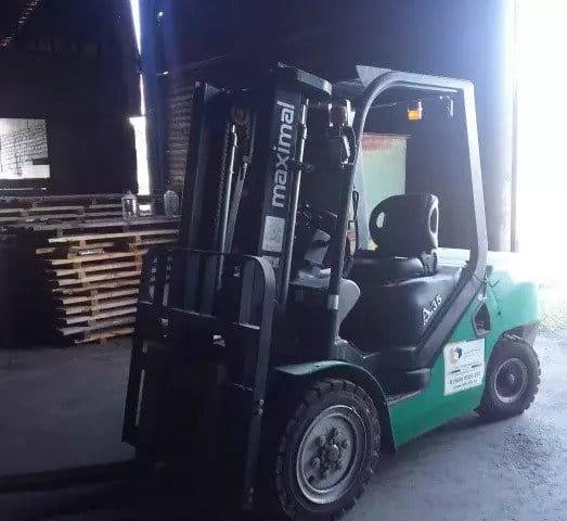 Xe nâng dầu 3 tấn, 2.5 tấn, 2 tấn, 3.5 tấn nhập khẩu