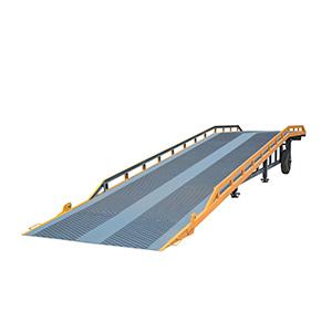 Cầu dẫn xe nâng DCQY