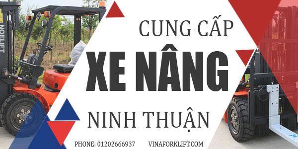 Phân phối xe nâng tại Ninh Thuận