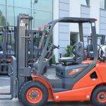 Xe nâng Gas/LPG nhập khẩu